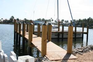 Ipe Garland Marine Construction